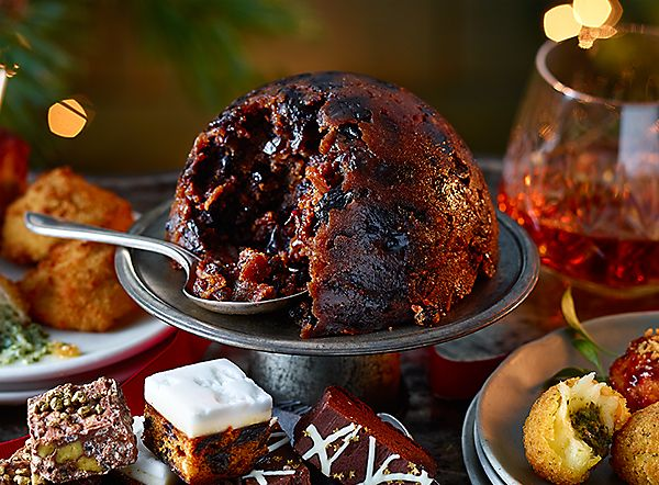 Marks And Spencer Christmas Food Cakes