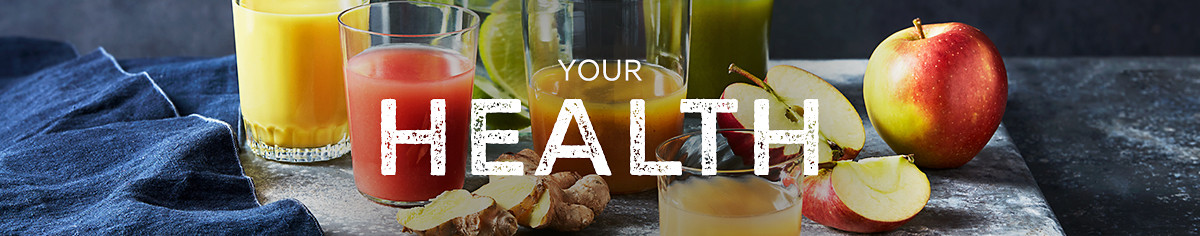 Your Health banner