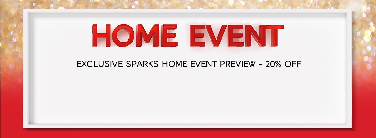 Sparks Home Event Preview