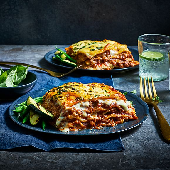 Our Best Ever beef lasagne