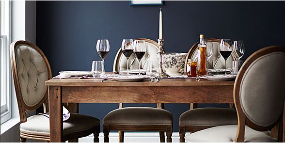 An M&S Dining furniture set