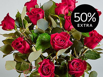 Autograph Freedom Roses – 50% extra free