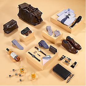 Various luxury Father's Day gifts