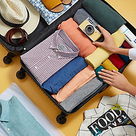 Genius holiday packing tips