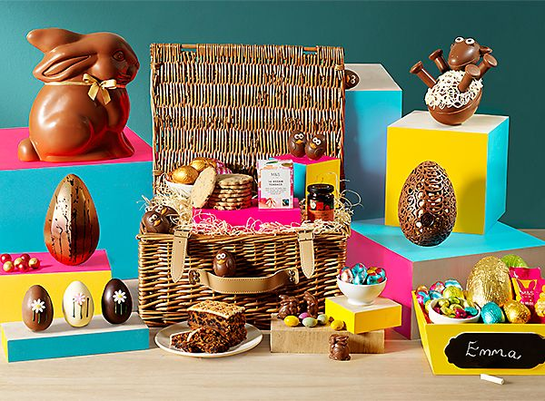 Easter ms the easter shop marks and spencer brand logo negle Image collections
