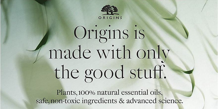 origins selection of products