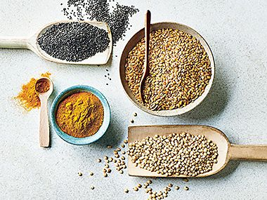 Your guide to eating more grains