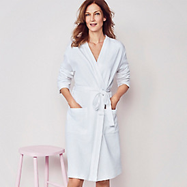 The pamper-perfect dressing gown
