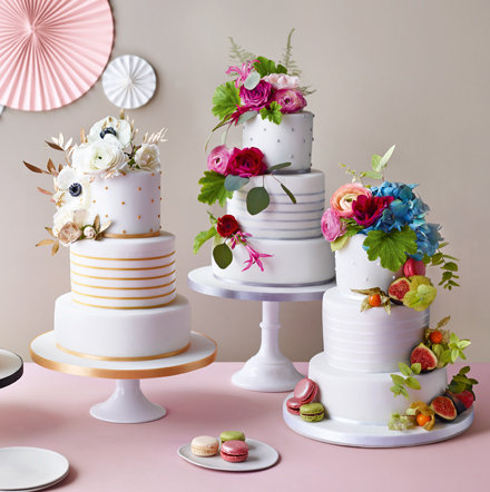 10 Off All Wedding Cakes