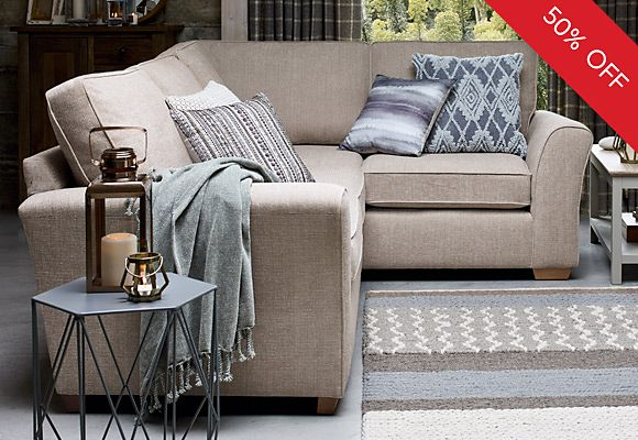 Up to 50% off in the furniture sale