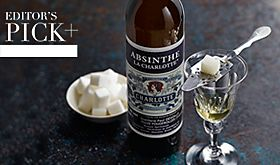 Ideas with absinthe