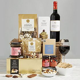 Hampers and food gifts
