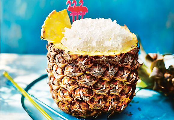 Pineapple granita recipe
