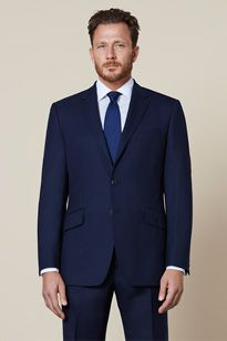 Regular fit mens suit