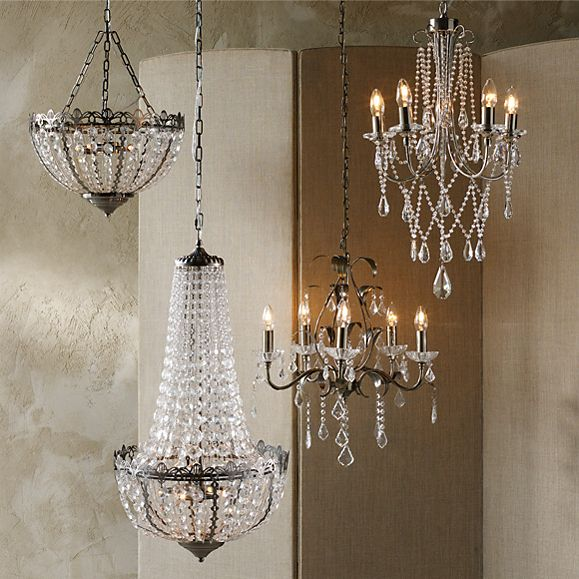 Our mix of beautiful exclusive lights