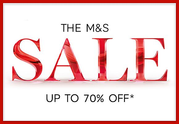 Save up to 70% in the sale