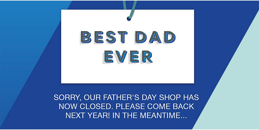 Father's day shop