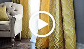 Video of how to measure for curtains