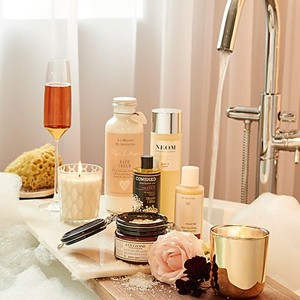 Luxury Neom bath set