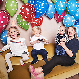 Meet the super mums