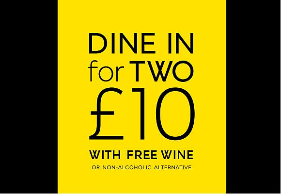 Dine in is back
