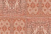 Timor Chenille, orange†* 46% viscose, 32% polyester, 12% acrylic,  8% cotton, 2% linen