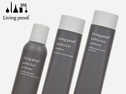 Living Proof's new Healthy Hair range