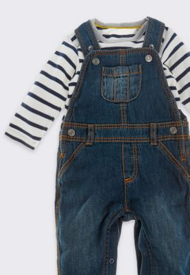 Cotton dungaree