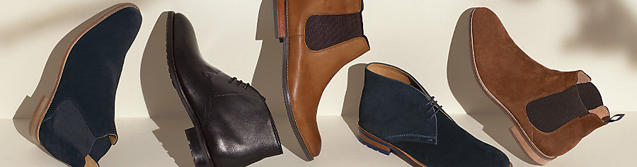Men's all shoes & boots