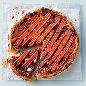 Carrot Tarte Tatin recipe