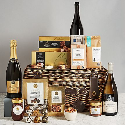 Pamper with a hamper