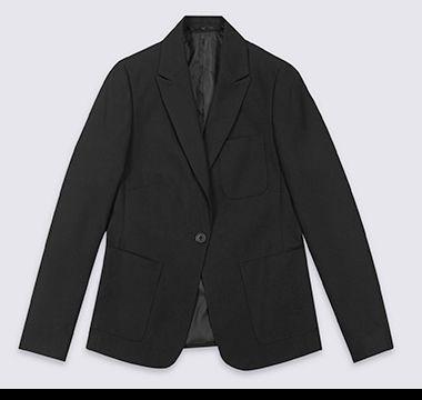 M&S school uniform blazer