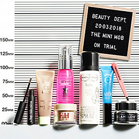 Beauty buys on trial