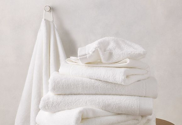 New towels for your bathroom