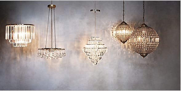 Ceiling lights from our range of lighting