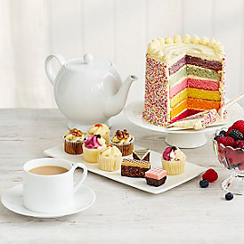 It's Afternoon Tea Week, 14 - 20 August