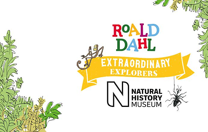 Roald Dahl? & NHM?