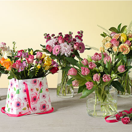 Mother's Day flowers offer