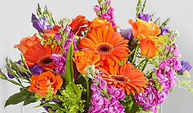 Shop the brights bouquet