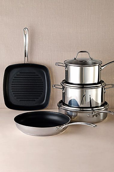 Shop stainless-steel pans