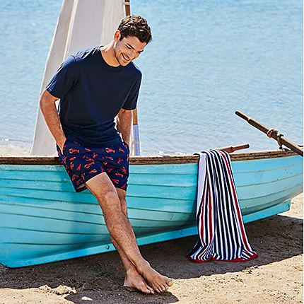 Mens Holiday Clothes | Mens Holiday Shop | M&S
