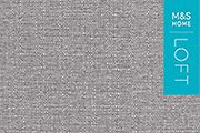 Soljen Plain, grey** – 100% polyester