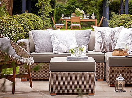 Up to 50% off Garden Furniture