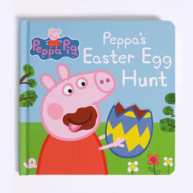 Peppa Pig Peppa's Easter Egg Hunt book