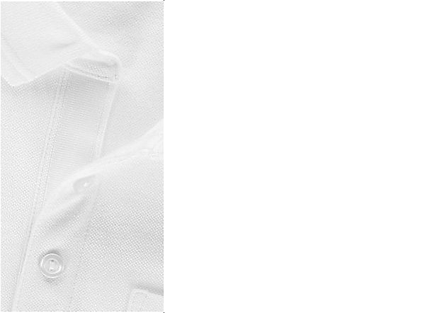 Easy Dressing white polo shirt