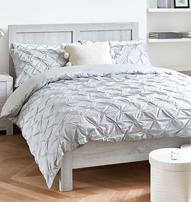Bedding to make your space a sanctuary