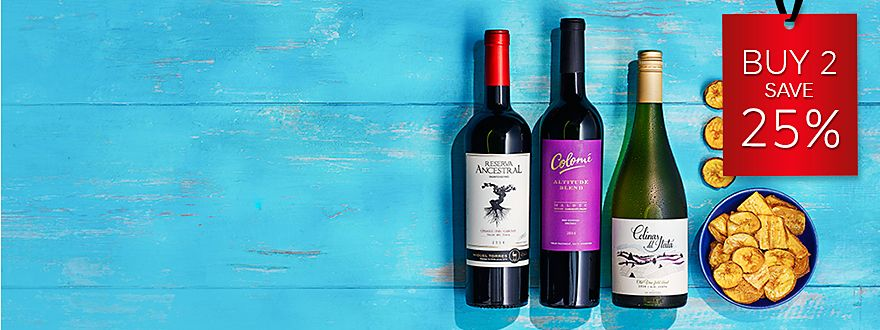 Shop exclusive online wine offers