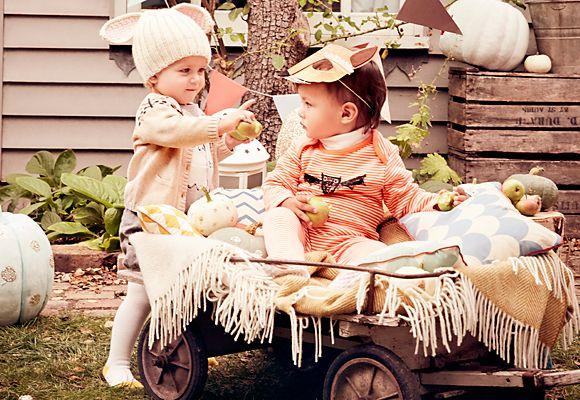 Kids' Halloween outfits