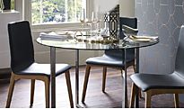 Dining table and dining chairs