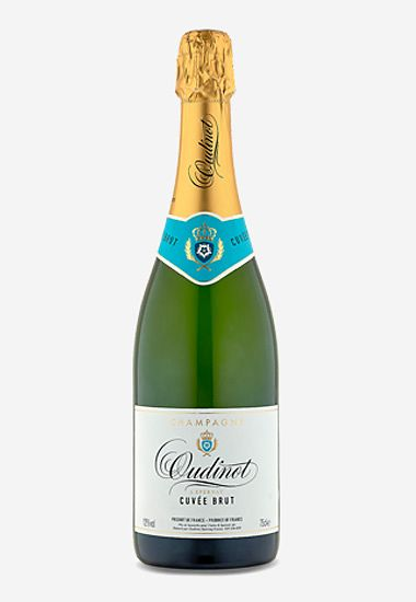 Oudinot brut NV champagne